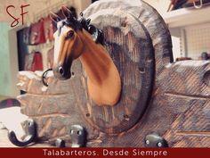 La pasión caballista nos acompaña en cada rincón de nuestro hogar.  #SanFermin #Talabarteros #DesdeSiempre #Colombia