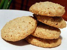 Italian Almond Cookies, Brutti Ma Buoni