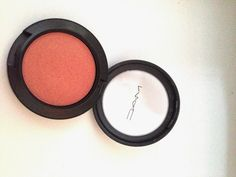 Current Beauty Favorites | Nikole DeBell Beauty Mac springsheen blush
