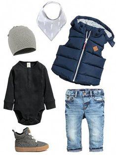 Baby Boy Basics for Fall - Baby Boy Shoes - Ideas of Baby Boy Shoes - Baby Boy Fall Fashion basics (great prices quality! Boys Fall Fashion, Baby Boy Fashion, Toddler Fashion, Autumn Fashion, Fashion Children, Fashion Spring, Trendy Fashion, Vintage Fashion, Fashion Trends