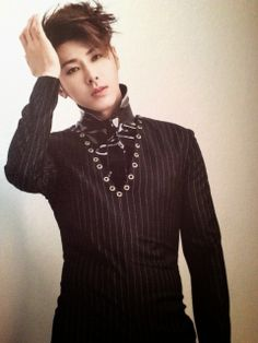 Yunho from tvxq,I call him the ho lol