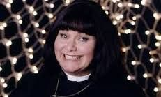 Dawn French set for Vicar of Dibley comeback Vicar Of Dibley, Dawn French, British Sitcoms, Vicars, New Comedies, Comebacks, Comedy, Image, Comedy Theater