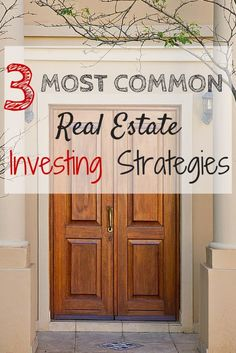 This article gives practical tips on real estate investing strategies for beginners. If you are interested in real estate, this is a good article. I had no idea about the 3rd type of strategy! http://frametofreedom.com/3-common-real-estate-investing-stategies/