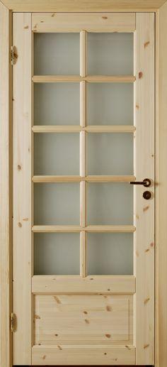 Atle 4 SP10 - Interior door Made by GK Door, Glommersträsk, Sweden.