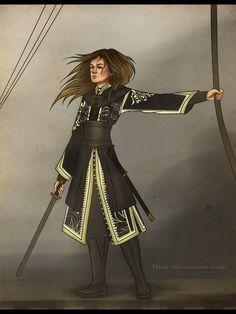 Captain Swann by on deviantART Elizabeth Swann, Pirates Of The Caribbean, Disney Pictures, Ouat, I Movie, Pixar, Fairy Tales, Wonder Woman, Deviantart