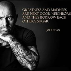 Greatness and Madness...