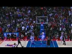 Check out Chris Paul's Game winning shot against Portland
