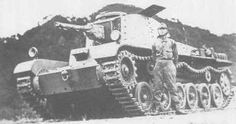 Chi-He is a successor to Chi-Ha. The speed and the armor are better than Chi-Ha but it still has a 47mm gun that is inadequate against M4 Sherman.