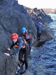Coasteering, scotland Do Everything, Extreme Sports, Exploring, Scotland, Bucket, Adventure, World, Water, Day