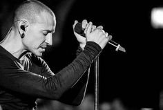 Chester Bennington...lead vocalist for Linkin Park...July 2017