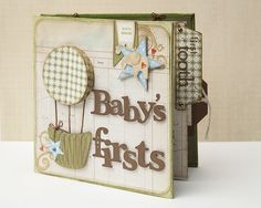 A link to baby-inspired paper crafting ideas from #CTMH!
