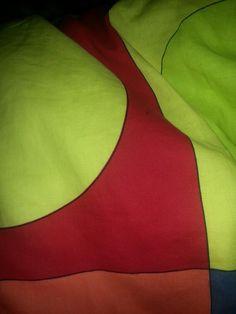 Me deken van mijn bed