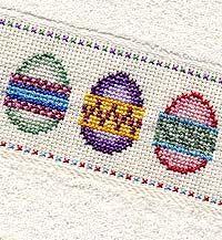 Toalla - Huevos de Pascua