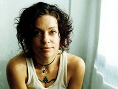 The undeniably talented, ambitious, and beautiful Ani DiFranco.