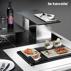 Our Hot Tiles are perfect for warm-holding of individually plated dishes and…