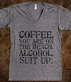 This is going to be my weekend shirt.