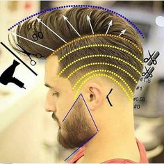 stylish hair cuts designs for men Cool Hairstyles For Boys, Boy Hairstyles, Latest Hairstyles, Haircuts For Men, Men New Hair Style, Hair And Beard Styles, Short Hair Styles, Hair Cutting Techniques, Hair Barber
