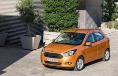 Road test Ford Ka+ (Athens-Greece)