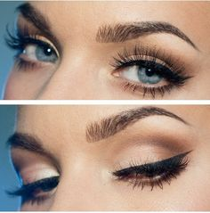 Gölgeli Göz Makyajı Modelleri   Flickr - Photo Sharing!