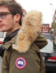 Canada Goose (north America) 3426m The Chateau Jacket (- Choose