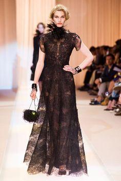 Armani Privé Haute Couture Otoño-Invierno 2013