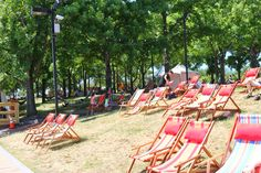 Lawn Chairs Harbor Park, Lawn Chairs, Outdoor Furniture, Outdoor Decor, Sun Lounger, Google Search, Street, Ideas, Chaise Longue