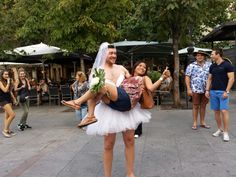 Animadores divertidos para bodas en toda España en www.mibodaoriginal.es