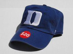83d0bb702a4a7  47 Brand Franchise Hat - NCAA - Duke Blue Devils Duke Blue Devils