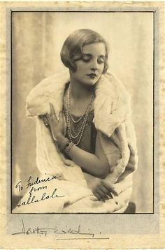 Image result for Tallulah Bankhead 1920s