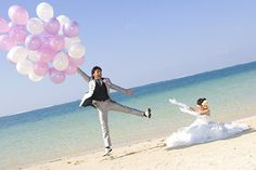 ビーチロケーションフォト Bali Prewedding, Wedding Images, Wedding Ideas, Okinawa, Wedding Photoshoot, How To Plan, Couples, Happy Family, Photography