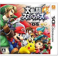 大乱闘 スマッシュ ブラザーズ for ニンテンドー 3DS 任天堂, http://www.amazon.co.jp/dp/B00554EXG8/ref=cm_sw_r_pi_dp_o10kub1ZBPZ4K