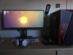 First pc! Waiting on the mechanical keyboard though.