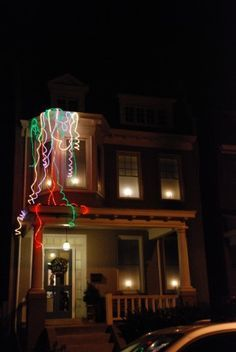 Image result for monument avenue richmond va holiday decorations