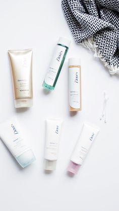 Dove DermaSpa Skincare