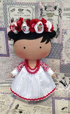 Купить Кукла Тильда в Украинском наряде Коллекция 2015-2016 - кукла Тильда