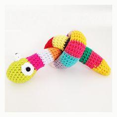 #DIY #Crochet #Snake