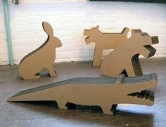 Inhabitots - imaginative fun for kids...from cardboard!