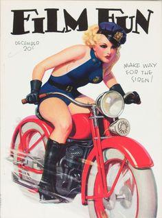 Film Fun #548 December 1934