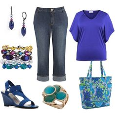 aqua anyone, #plus size fashion