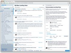 Asana Inbox Launch Screenshot (Moon Landing)