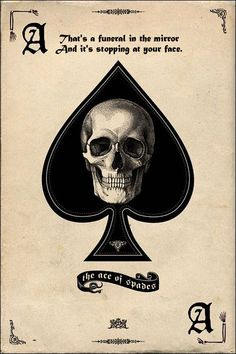 The Ace of Spades