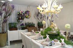 Mesas de Páscoa   Ideias, mesas decoradas e passo a passo
