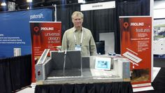 #QuickDrain booth at #LeadingAge