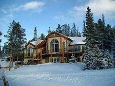 Breckenridge Villa Rental: Stunning Mountain Villa, Million Dollar View | HomeAway