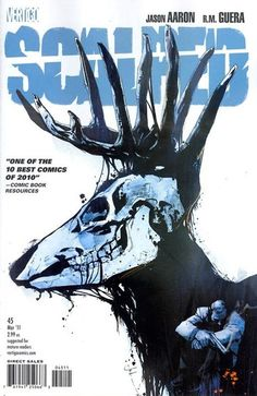 Jock, 2011. Scalped is one of the best comic series I have ever read. Any of the 60 covers could be on this board. -Darkhearst. #scalped #comicbookart #dcvertigo