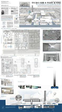 Architecture Panel, Landscape Architecture, Landscape Design, Architecture Design, Architecture Posters, Interior Design Boards, Design Competitions, Urban Planning, Building Design