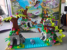 LEGO Friends Rettung auf der Dschungelbrücke #mytest #LEGO #LEGOFRIENDS