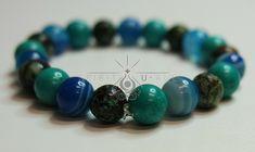 Vízöntő jegy karkötője. Beaded Bracelets, Jewelry, Jewellery Making, Jewerly, Jewelery, Pearl Bracelets, Jewels, Jewlery, Fine Jewelry