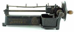 Guhl & Harbeck Antique Jupiter 2 Table Pencil Sharpener
