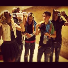 Photo by officialr5. Haha they're pretty crazy